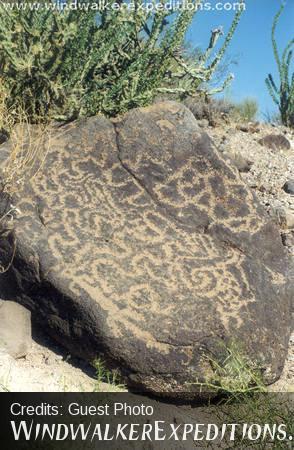 Indian Mesa Petroglyphs