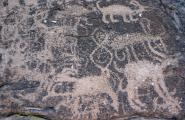 Petroglyphs, Superstition Mountains, arizona hiking tours