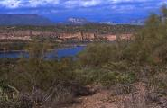 View of Lake Pleasant