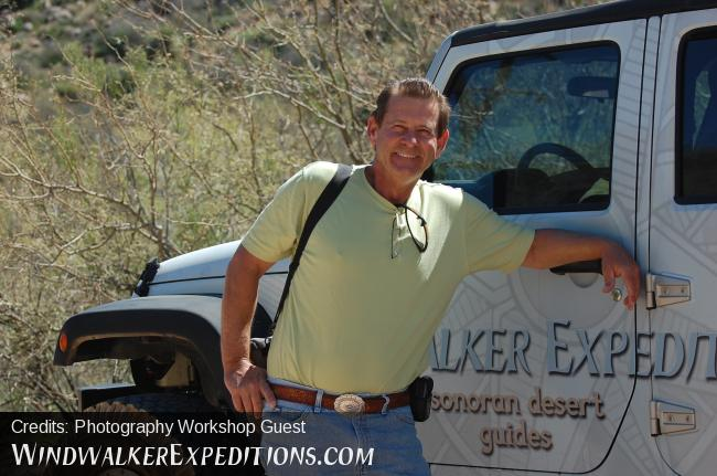 arizona desert jeep tours, Photography Workshops, 4 Wheelin, Dan Cotton