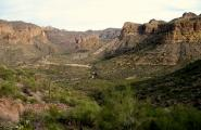 Superstition Wilderness hike
