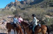 Arizona riding vacation